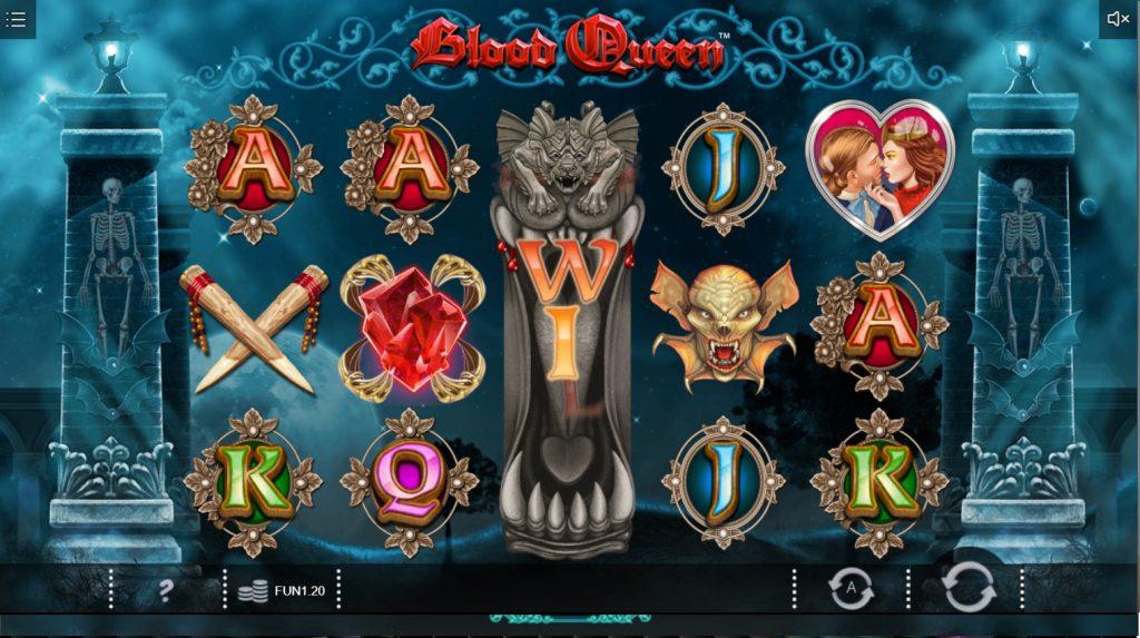 Игровой автомат Blood Queen